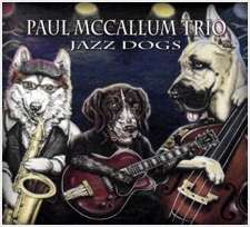 Paul McCallum Jazz Dogs CD